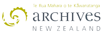 Archives New Zealand logo
